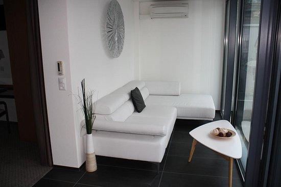 Seehotel Pilatus: Hotel room