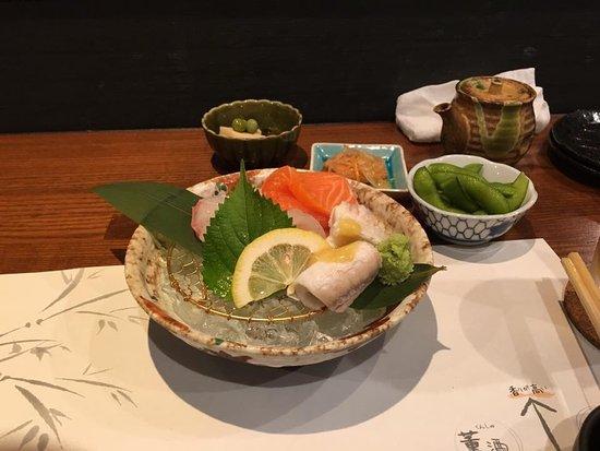 Kaizuka, Japão: コース料理