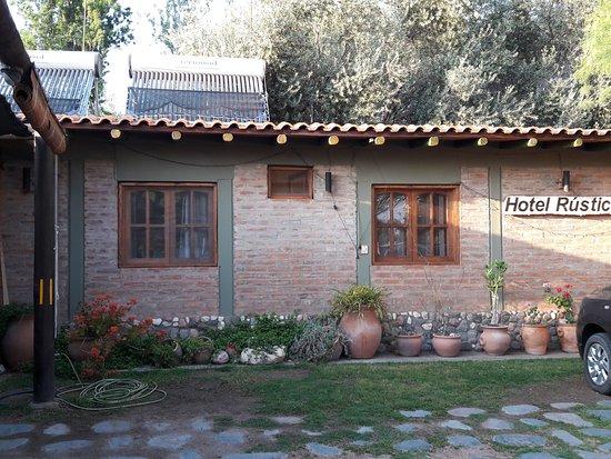 Cerro Del Valle Hotel Rustico: Entrada al Hotel Rustico