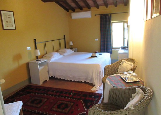 Agriturismo Marciano: Another lovely room