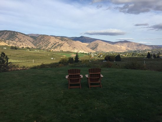Cashmere, Etat de Washington : Cascade Valley Inn