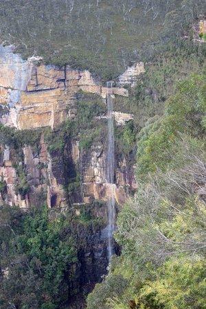 Blackheath, Australië: Waterfall