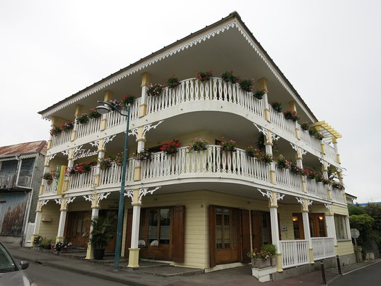 Foto de Hotel Tsilaosa