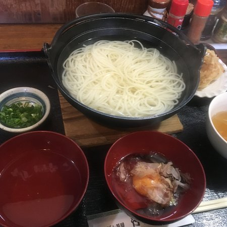 Shinkamigoto-cho, Japão: 五島うどん