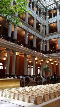 Wedding Reception Landmark Center St Paul Mn