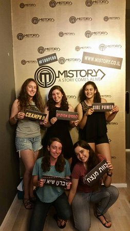 Mistory - Escape Rooms
