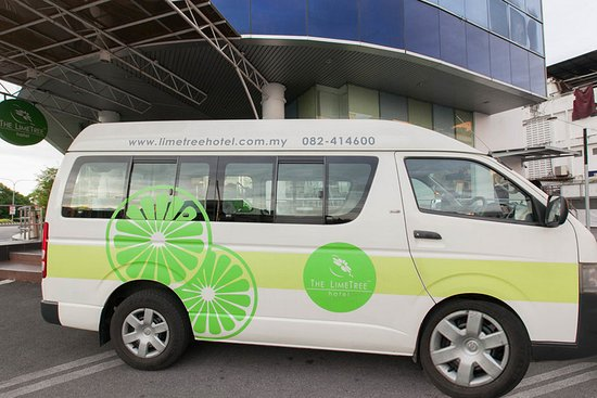 The LimeTree Hotel : Hotel Shuttle Van