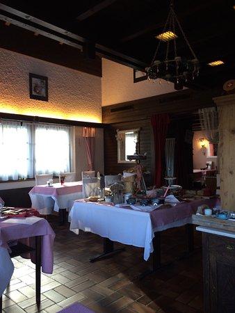 Burchen, Switzerland: Sehr freundlicher Empfang, das kulinarische Angebot war sehr gut und empfehlenswert! Die Küche i
