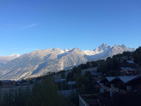 Bürchen, Svizzera: Sehr freundlicher Empfang, das kulinarische Angebot war sehr gut und empfehlenswert! Die Küche i