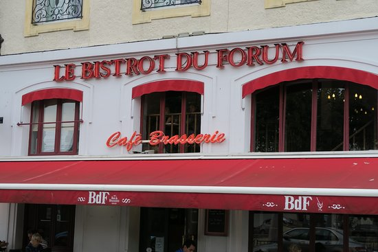 int rieur bild von le bistrot du forum reims tripadvisor. Black Bedroom Furniture Sets. Home Design Ideas