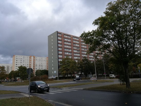 Gästehaus Rostock: Das Gästehaus an der Warnowallee