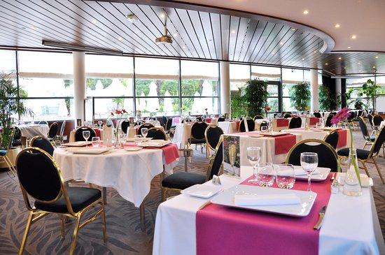 La Chapelle-sur-Erdre, França: restaurant Ailleurs