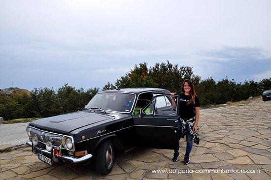 Communism Tours In Bulgaria Volga Car