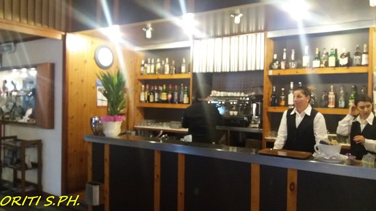 Casale Corte Cerro, Italien: bar