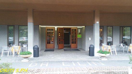 Casale Corte Cerro, Italien: ingresso