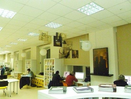 Nekrasov Central Universal Scientific Library