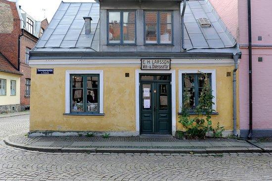 Лунд, Швеция: Hökeriet