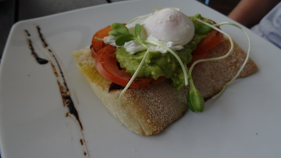 Chill Cafe: bread is good too