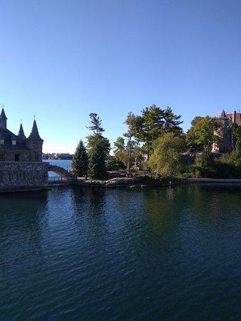 กันนานอก, แคนาดา: Thousand islands