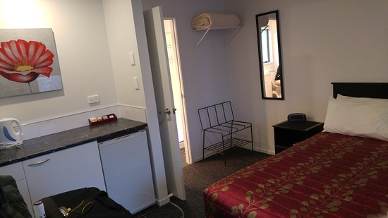 Tokoroa, Nueva Zelanda: Room