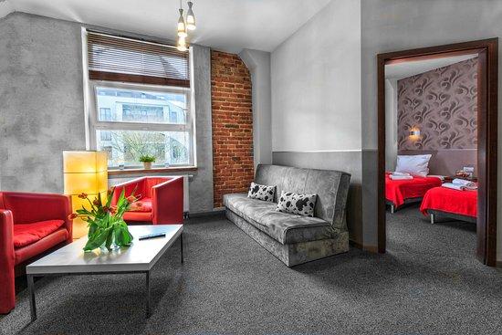 Apartamenty Aparts Photo