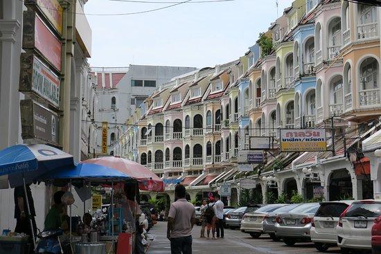 Old Phuket Town - Picture of Old Phuket Town, Phuket Town ...