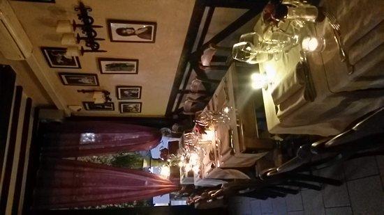Ворст, Бельгия: Soirée romantique à la locanda