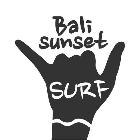 Bali Sunset Surf