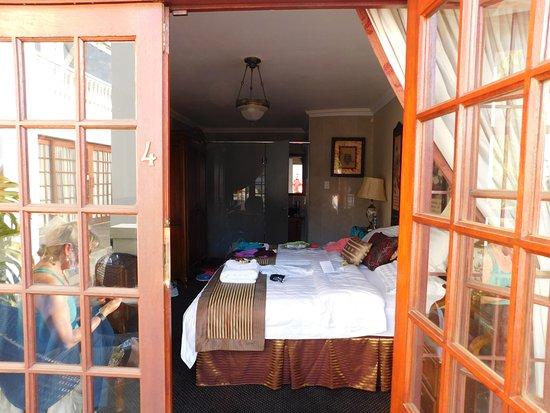 La Maison d'Hotes: Zimmer im Erdgeschoß