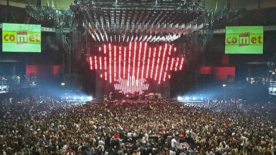 Finale del concerto picture of unipol arena casalecchio for Casalecchio di reno bologna hotel