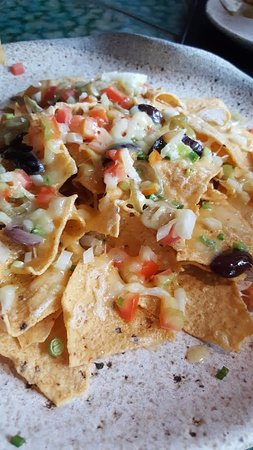 Ceramic Kitchen Phuket: Nachos