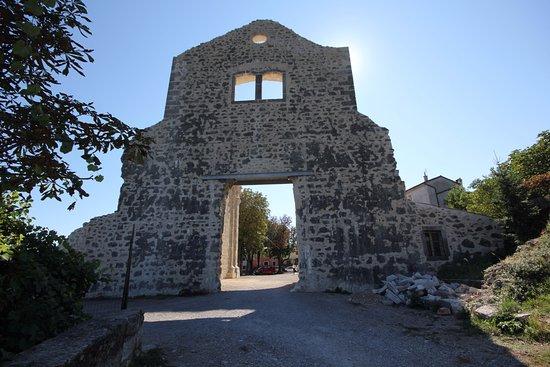 Kastav : other side of the gate