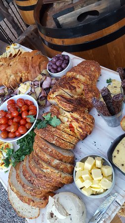 Calitzdorp, Sudáfrica: We Cater for functions of up to 60 guests
