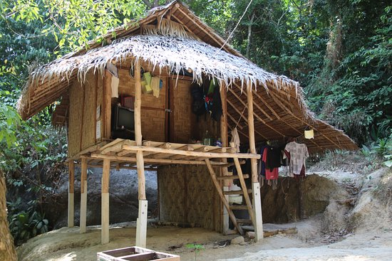 Chalong, Thailand: Living quarters
