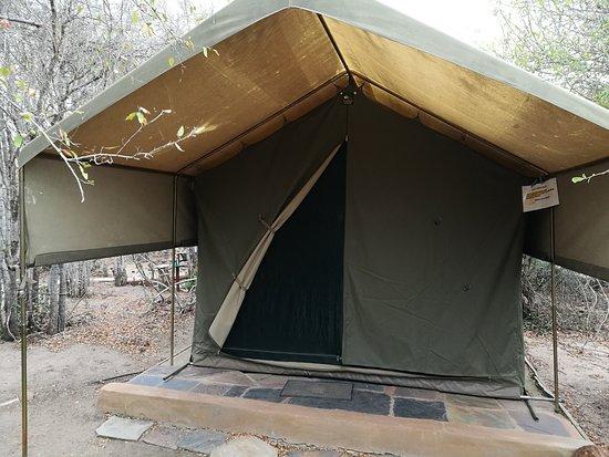 Calao Tented Camp-bild