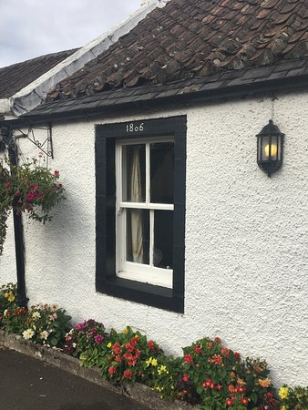 Dollar, UK: The Inn at Muckhart is such a fantastic find!