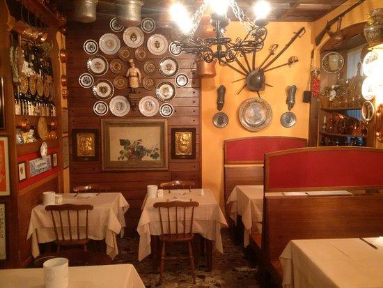 Hotel Agnello d'Oro: Dining / breakfast room