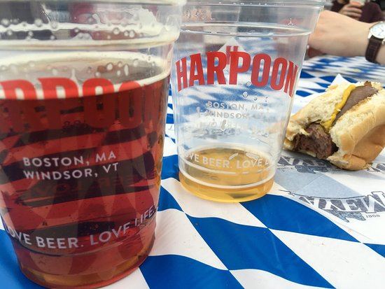 Windsor, VT: Harpoon Brewery
