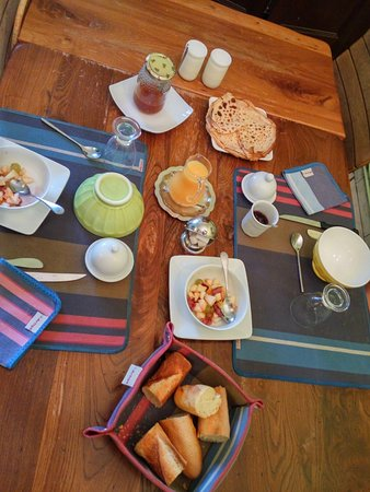 Amphitryon: Desayuno casero