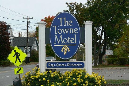Towne Motel Foto