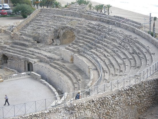Anfiteatro romano dde Tarragona - Picture of Amfiteatre, Tarragona - TripAdvisor