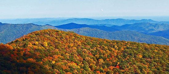 North Carolina: 2015 NC Fall of Fame Inductee - Blue Ridge Mountains