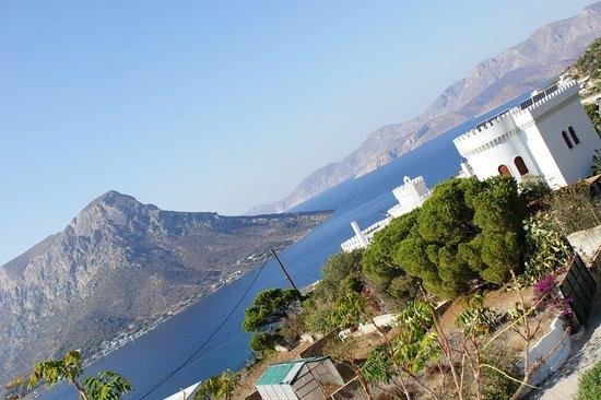 Myrties, กรีซ: вид на о. Телендос