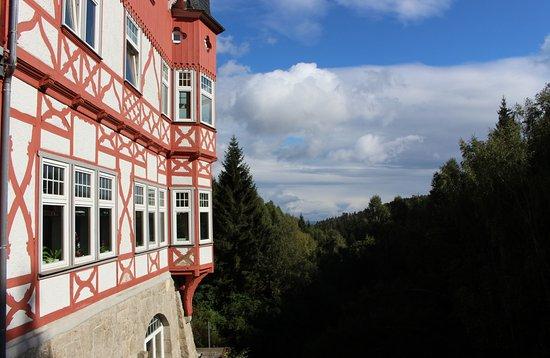 Waldgasthaus Steinerne Renne op 02-10-2016
