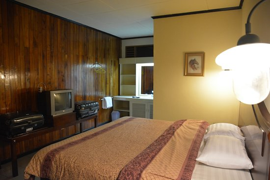 Bromo Cottages Hotel: chambre 323