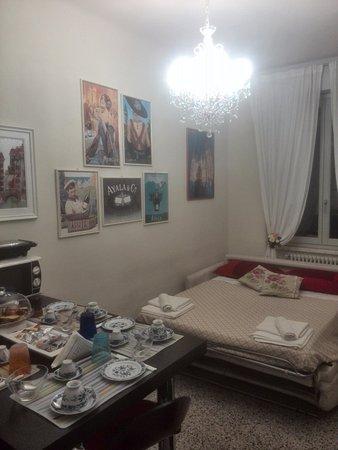 B&B Guerrazzi: Room 1