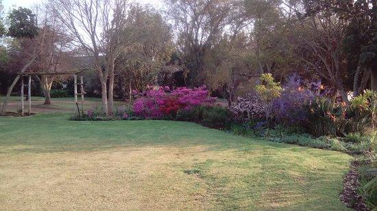 Piet Retief, Νότια Αφρική: Beautiful gardens!