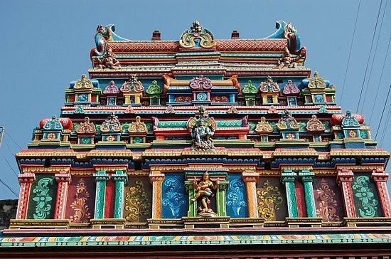 Sree Subramanya Swami Temple: beautiful temple
