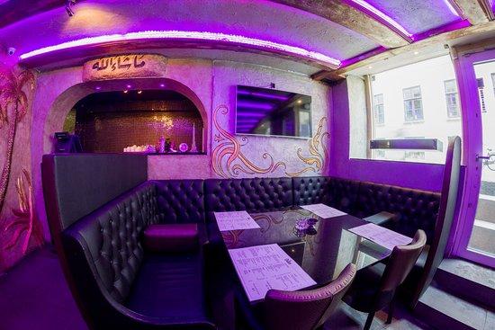 Copenhagen Region, Δανία: Welcome to Café Dubai.