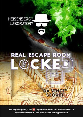 Locked Real Escape Room